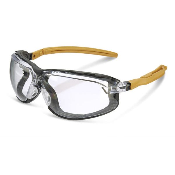 BBrand-Heritage H10 Spectacles With Gasket Clear Ref BBH10G Up to 3 Day Leadtime