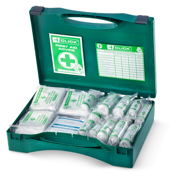 Click Medical 26-50 First Aid Kit HSA Irish Ref CM0053 *Up to 3 Day Leadtime*