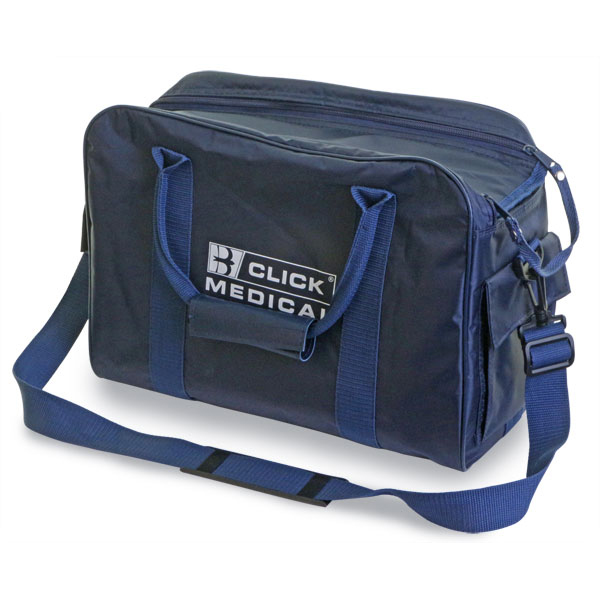Equipment Click Medical Touchline Sports First Aid Bag Blue Ref CM1017 *Up to 3 Day Leadtime*