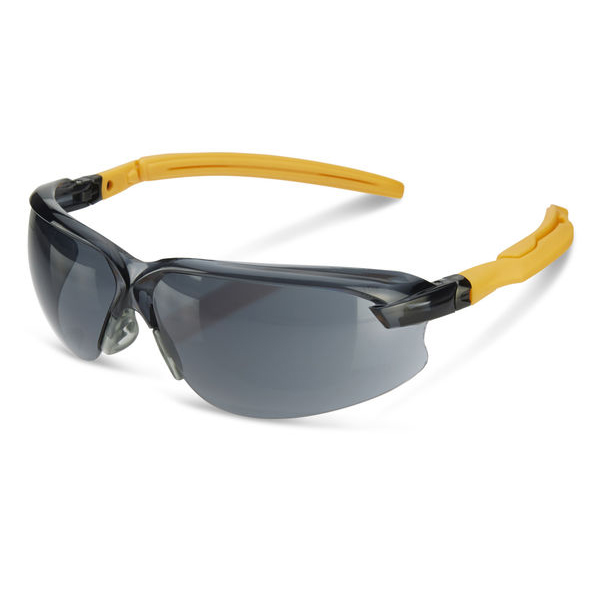 B-Brand Heritage H10 Anti-Fog Ergo Temple Spectacles Smoke Ref BBH10S Up to 3 Day Leadtime