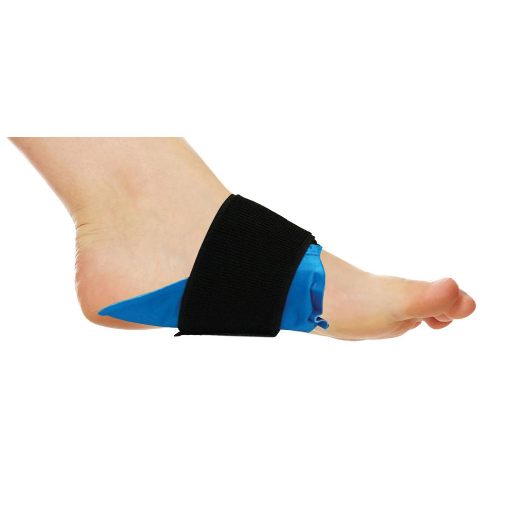 Limitless Rapid Relief Foot Pain Cold Pack & Built In Compression Strap 6 x 9in Ref RA11954 *Up to 3 Day Leadtime*