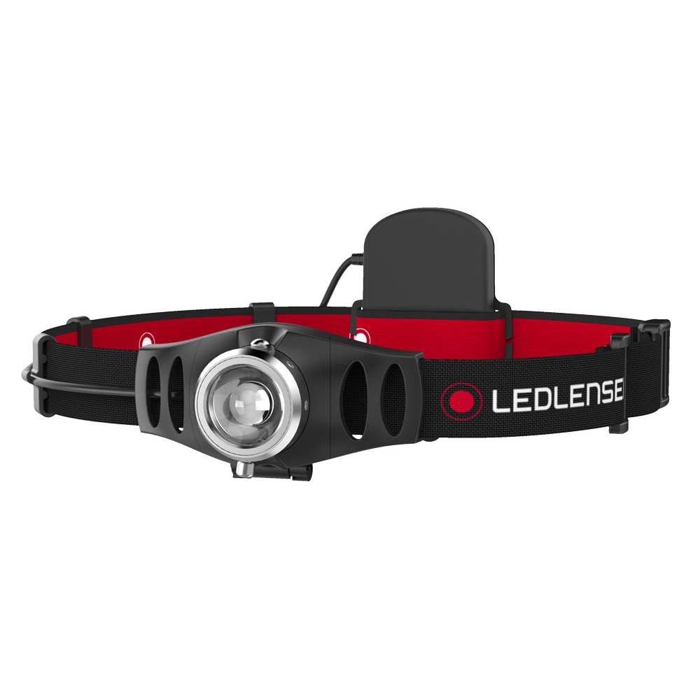 LED Lenser H5 Head Lamp 25 Lumens 20 Hours Ref LED7495TP *Up to 3 Day Leadtime*