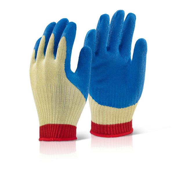Click Kutstop Kevlar Latex Gloves Large L Ref KLGL Up to 3 Day Leadtime