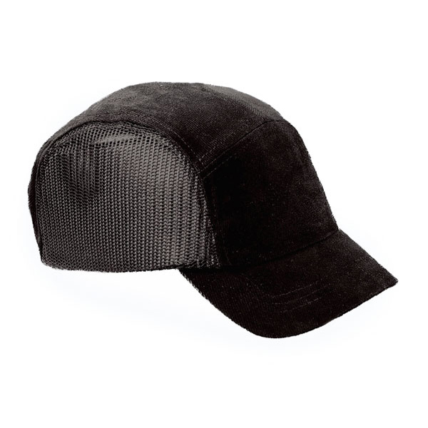 Centurion Cool Cap Baseball Bump Cap Black Ref CNS28BL Up to 3 Day Leadtime