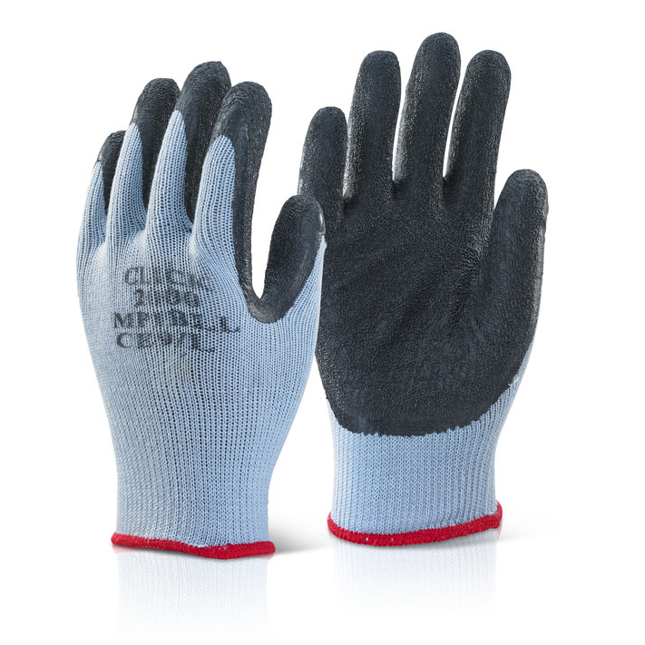 Click2000 Multi-Purpose Gloves L Black Ref MP1BLL [Pack 100] Up to 3 Day Leadtime