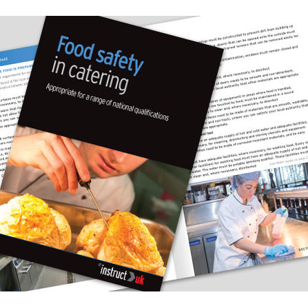 Equipment Click Medical Food Hygiene Book Comprehensive Manual Fully Illustrated Ref CM1321 *Up to 3 Day Leadtime*