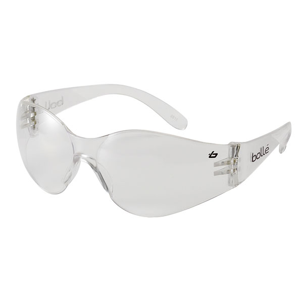 Bolle Bandido Spectacles Clear Ref BOBANCI [Pack 10] Up to 3 Day Leadtime