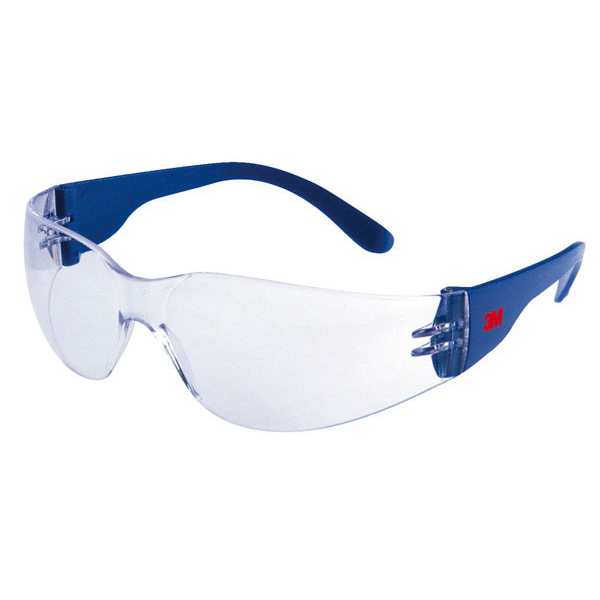 Image for 3M 2720 Safety Spectacles Clear Anti Fog Ref 2720LL Up to 3 Day Leadtime