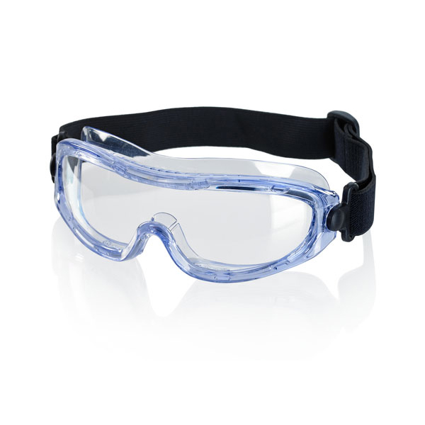 B-Brand Low Profile Goggles Clear Ref BBNFG [Pack 10] Up to 3 Day Leadtime