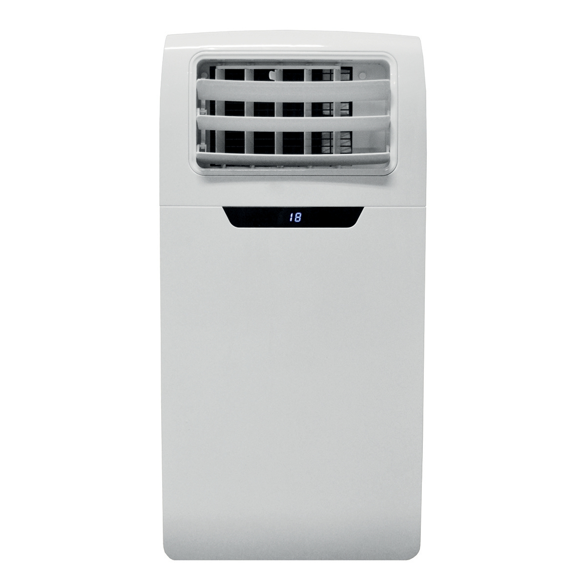 Image for Air Conditioner Portable with Extendable Hose Timer 3 Speed 9000 BTU