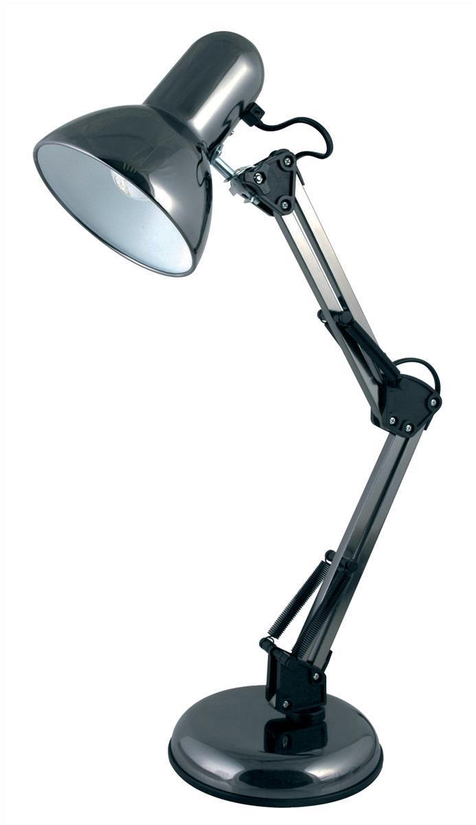 Image for Desk Lamp Hobby Adjustable 35W Reach 350mm H520mm Black
