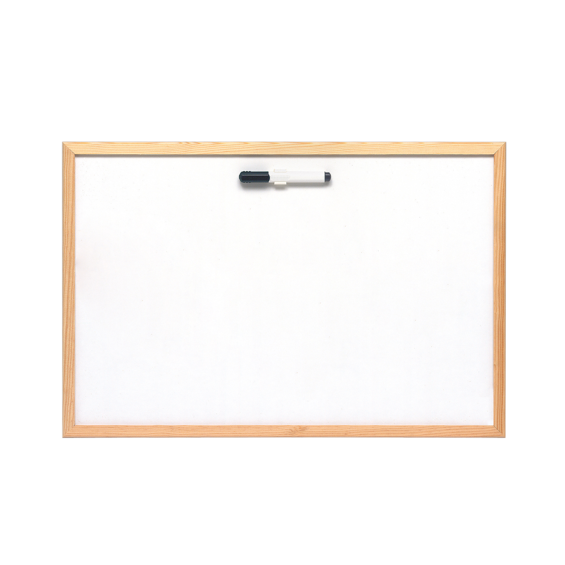 Non-Magnetic 5 Star Value Drywipe Board Lightweight W600xH400mm
