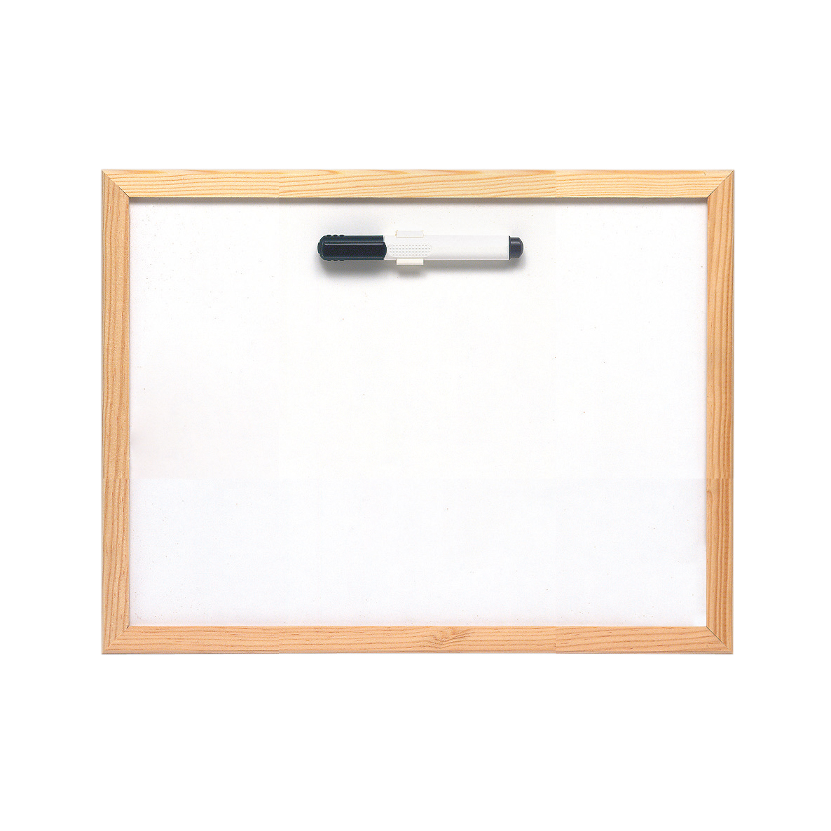 Dry erase boards or accessories 5 Star Lightweight Drywipe Board W400xH300mm Pine Frame
