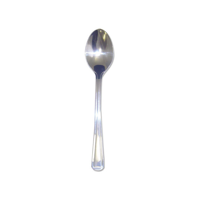 Cuttlery Teaspoons Stainless Steel [Pack 12]