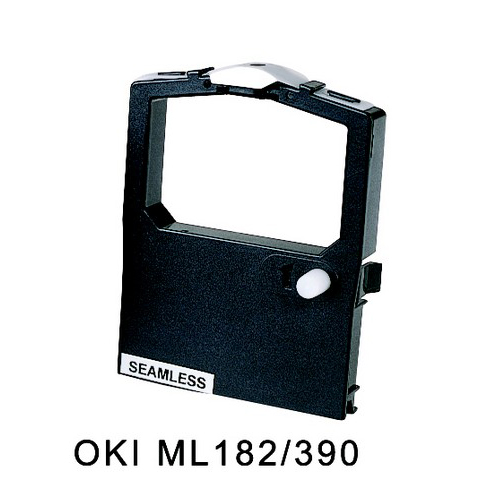 OKI Compatible Ribbon Black Ref 2455RN