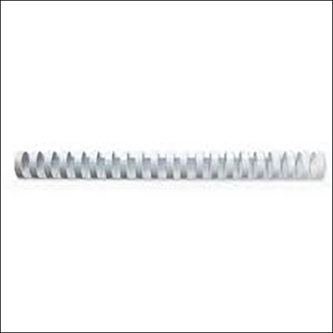 Binding combs or strips Fellowes Plastic Binding Combs 8mm Capacity 21-40 80gsm A4 Sheets Ref 5330403 [Pack 25]