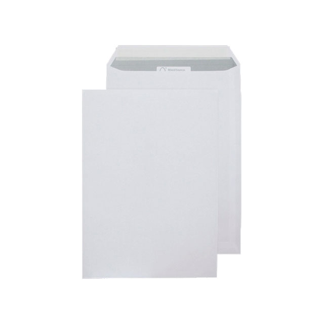 Standard envelopes Blake Environmental Envelopes C5 Pocket Peel & Seal 110gsm White Ref FSC065 Pack 500
