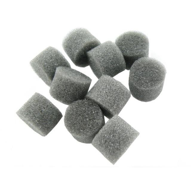 Ear Sponges Philips Universal Eartip Ear Sponges for Philips Headsets Grey Ref 40300144 Pack 10