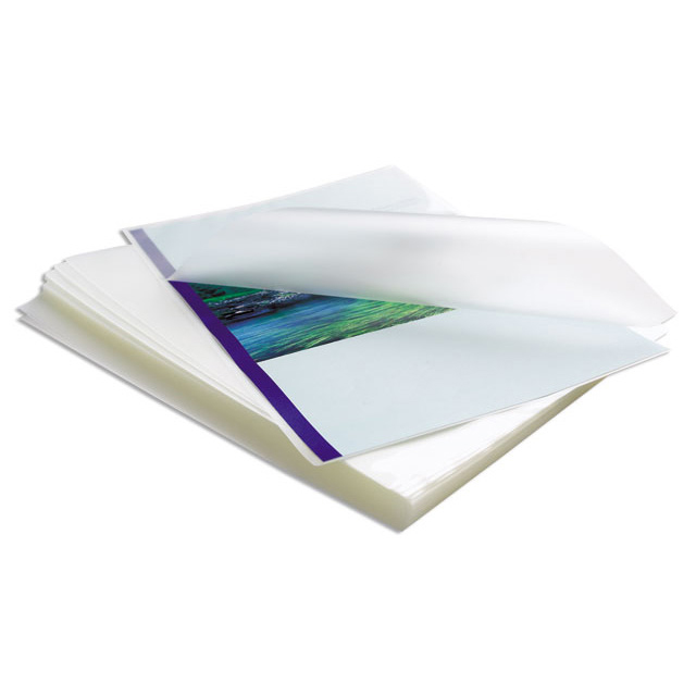 Laminator pouches Fellowes Laminating Pouch 350 Micron A4 Ref 53087 [Pack 100]