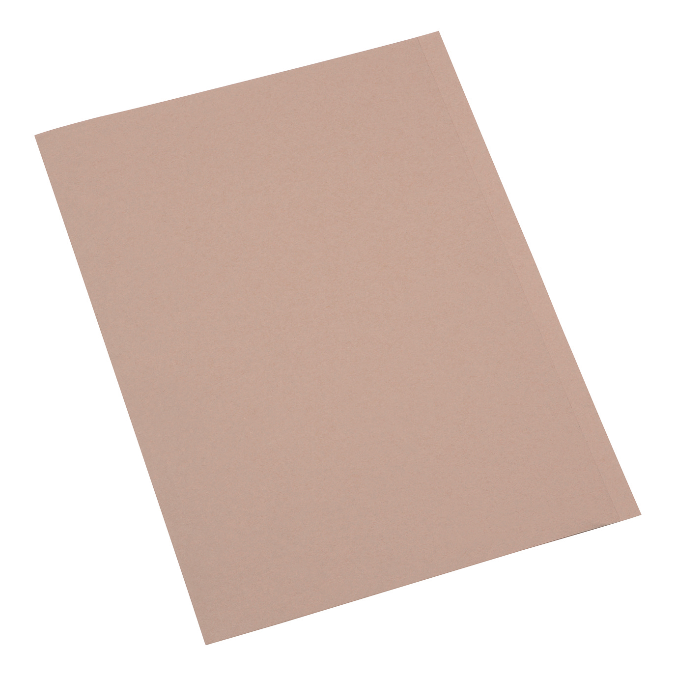 5 Star Eco Slip File A4 250gsm Recycled Buff Pack 50