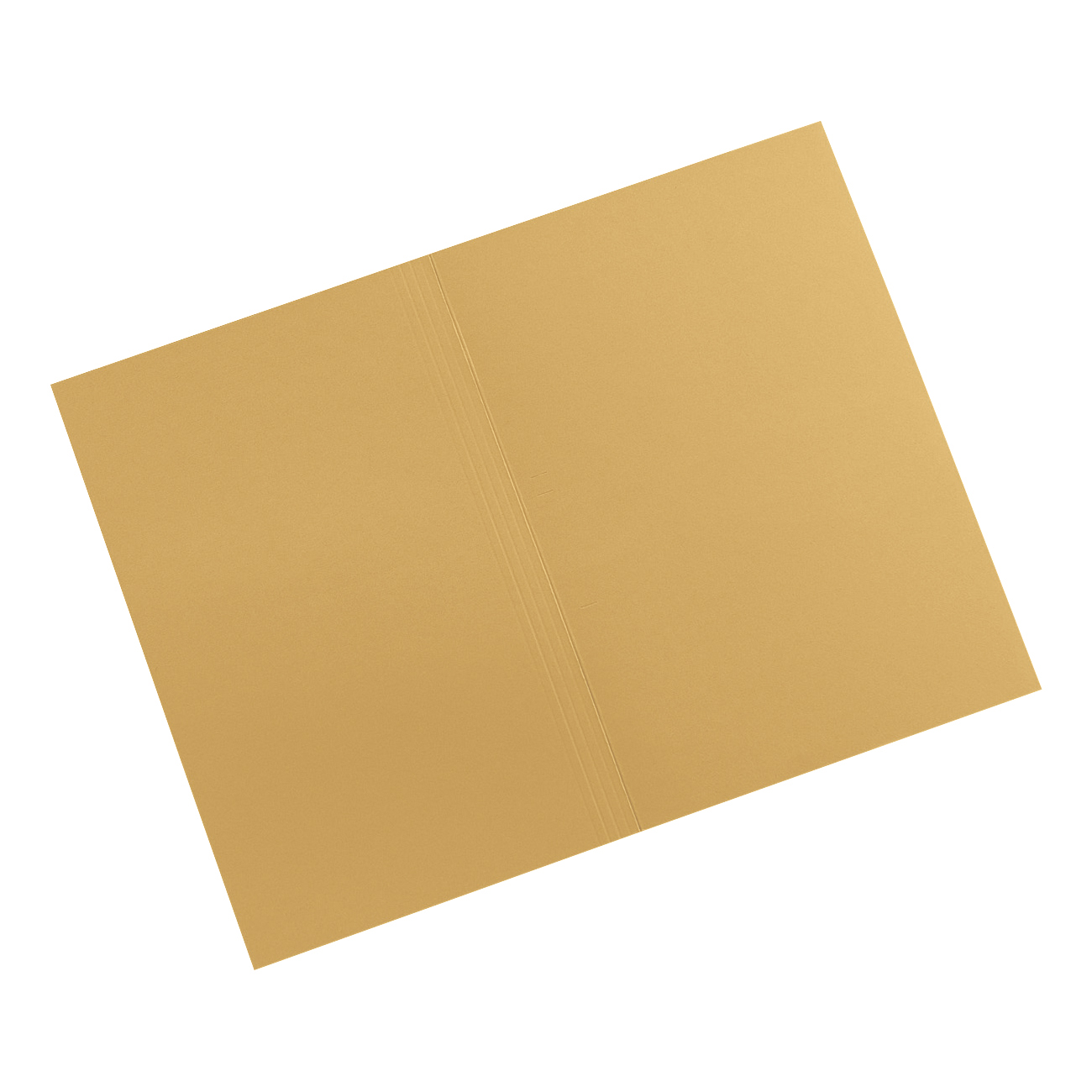 5 Star Elite Square Cut Folders 315gsm Heavyweight Manilla Foolscap Yellow Pack 100