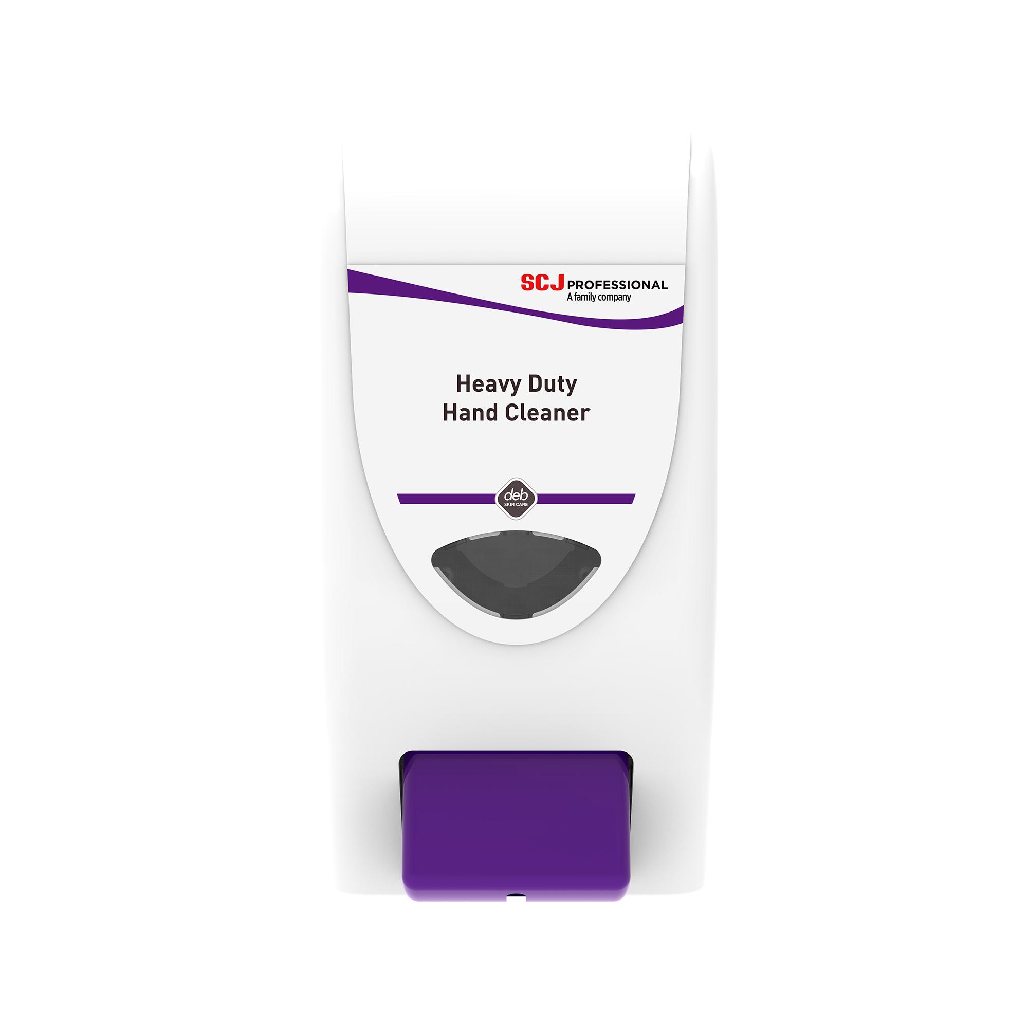 DEB Limewash Hand Soap Refill Cartridge 4 Litre Ref N03862&FOC Disp [Free Dispenser]