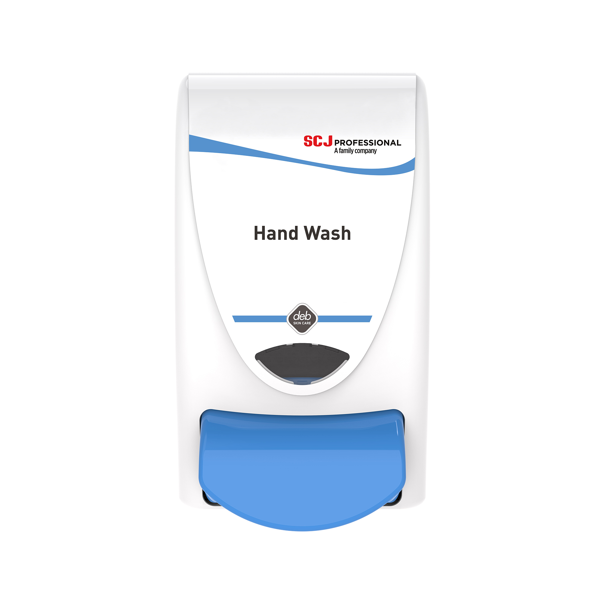 DEB Clear Foaming Soap 1 Litre N03869&FOC Disp [Free Dispenser]