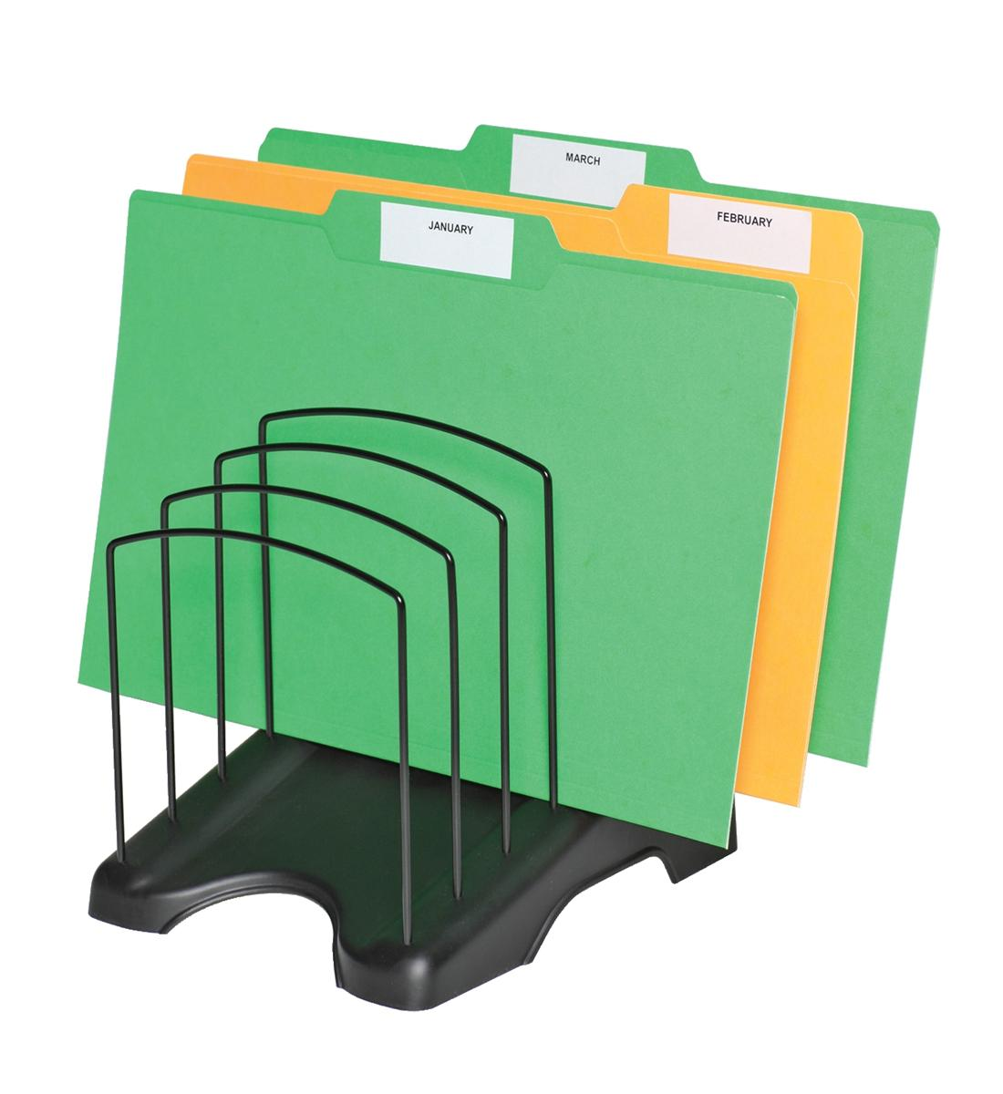 Image for Step File Organiser Six Section
