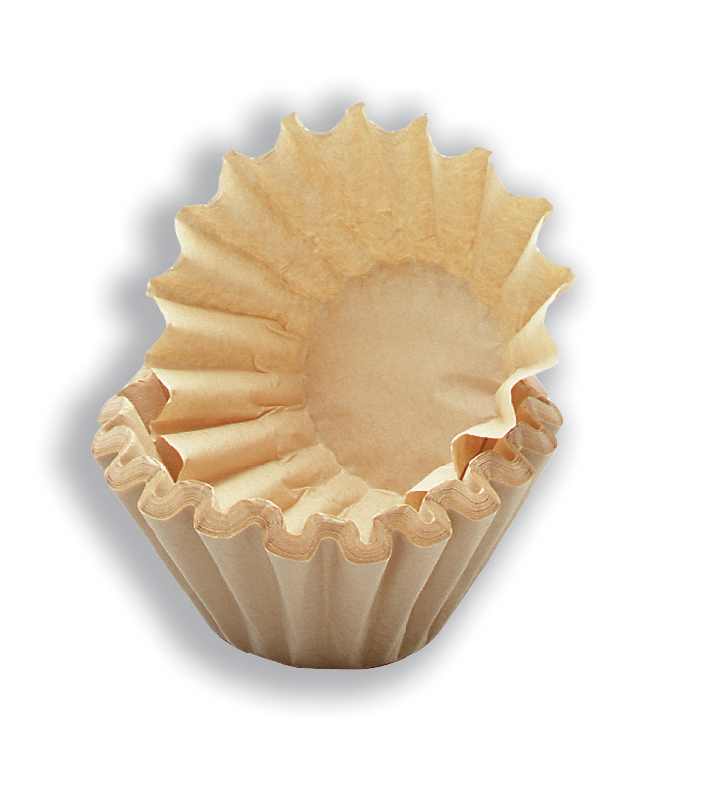 Coffee Filter Papers Base W78mm Top W150mm [Pack 250]