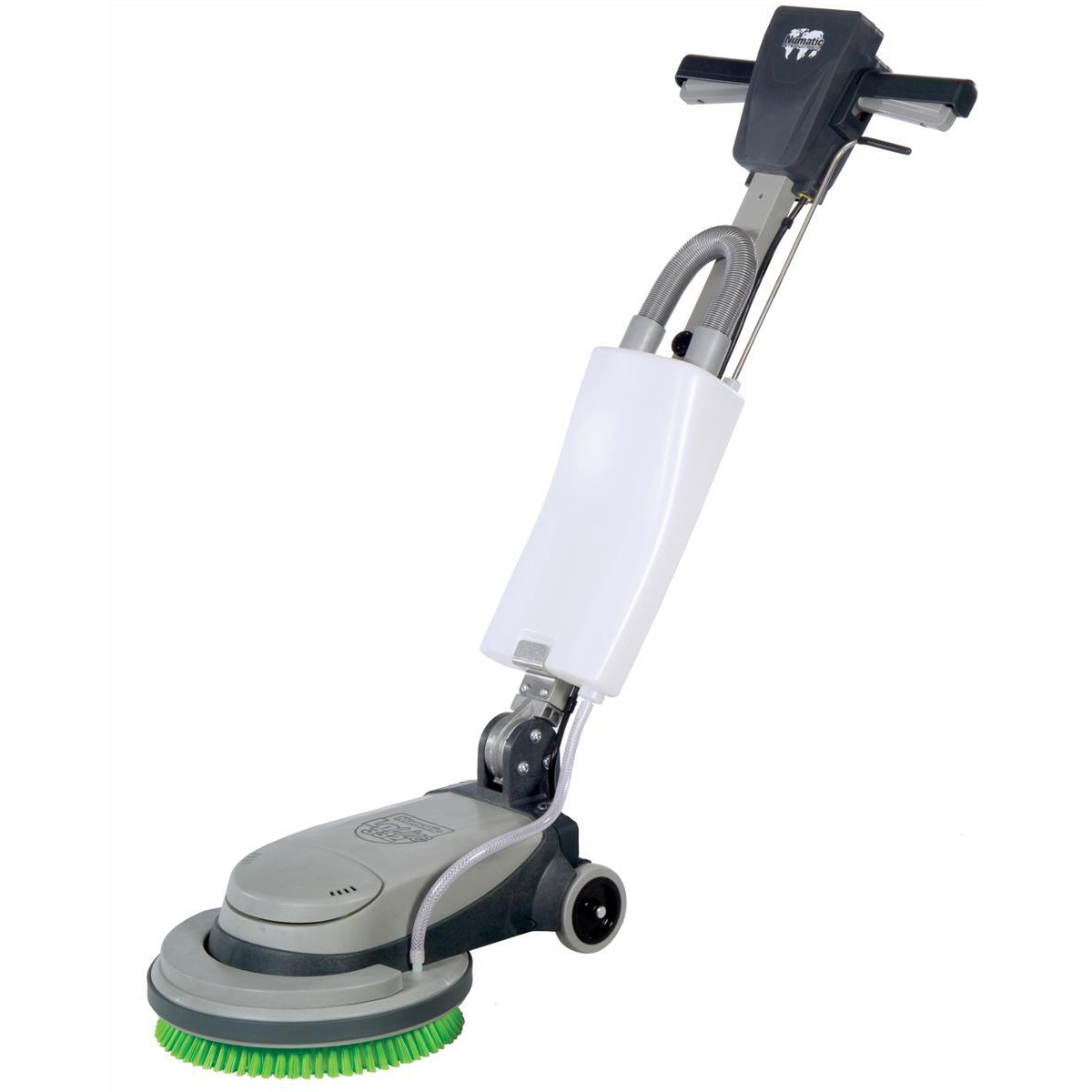 Mops & Buckets Numatic LoLine NLL332 Floor Cleaner with Tank & Brush 400W Motor 200rpm Head 32m Range 18kg Ref 899949