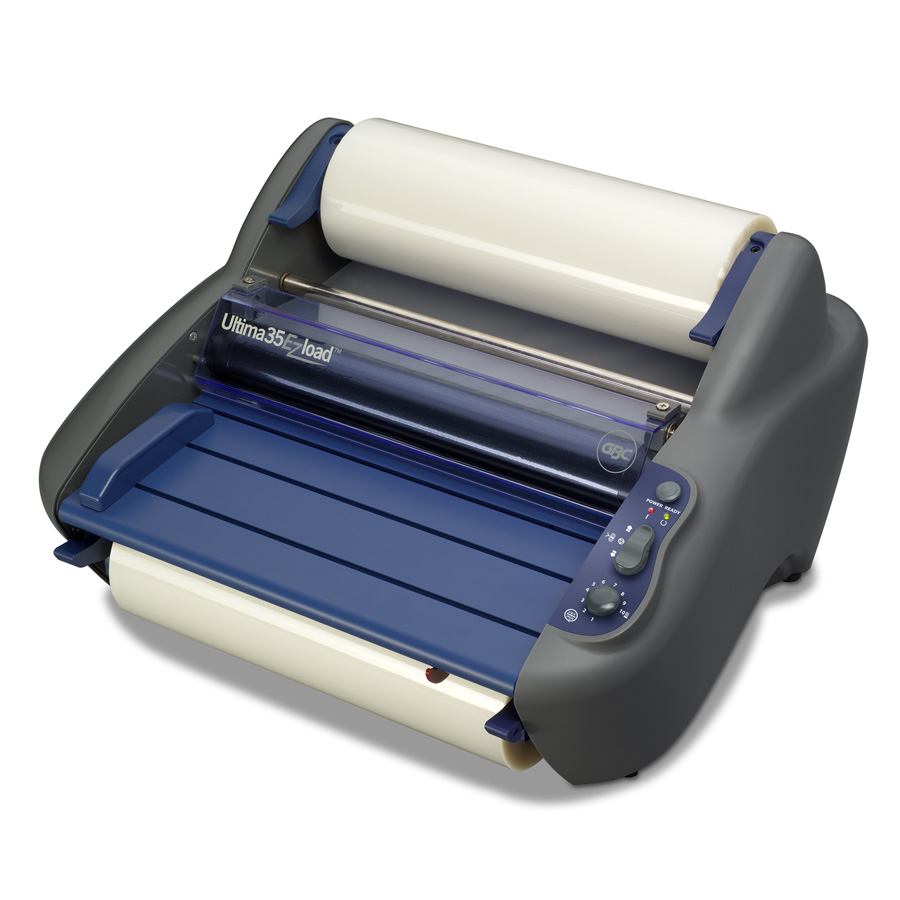 Laminators GBC RollSeal Ultima 35 Ezload A3 Roll Laminator Up to 500 micron Ref 1701660