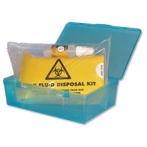 Wallace Cameron Astroplast Piccolo Refill for Body Fluid Kit Anti-Cross Infection Ref 1012048