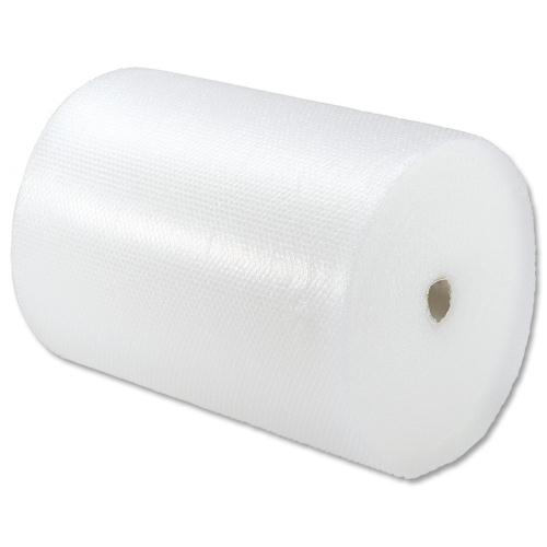 Bubble Wrap Jiffy Large Bubble Film Roll Bubbles of Diam. 25mmxH12mm 750mmx50m Clear Ref JB-L70-0751L