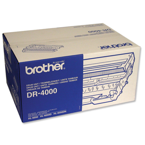 Drum Units Brother Laser Drum Unit Ref DR4000