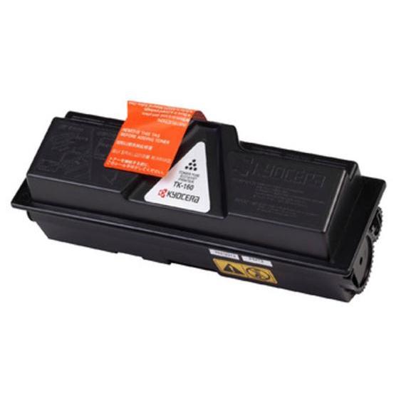 Laser Toner Cartridges Kyocera TK-160 Laser Toner Cartridge Page Life 2500pp Black Ref 1T02LY0NLC