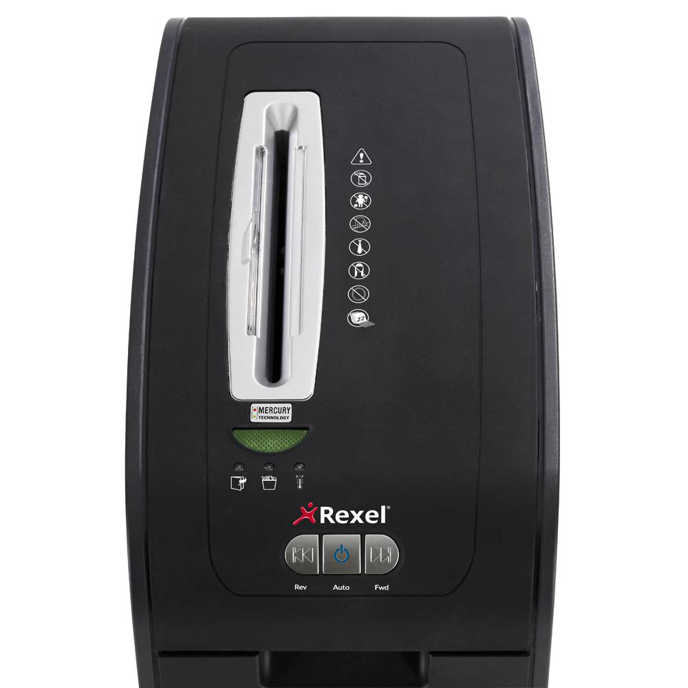 Rexel Mercury RSS2232 Shredder Strip Cut P-2 Ref 2102463