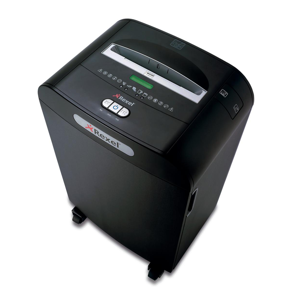Rexel Mercury RDX1850 Departmental Shredder Cross-cut P-3 Ref 2102421 [REDEMPTION]