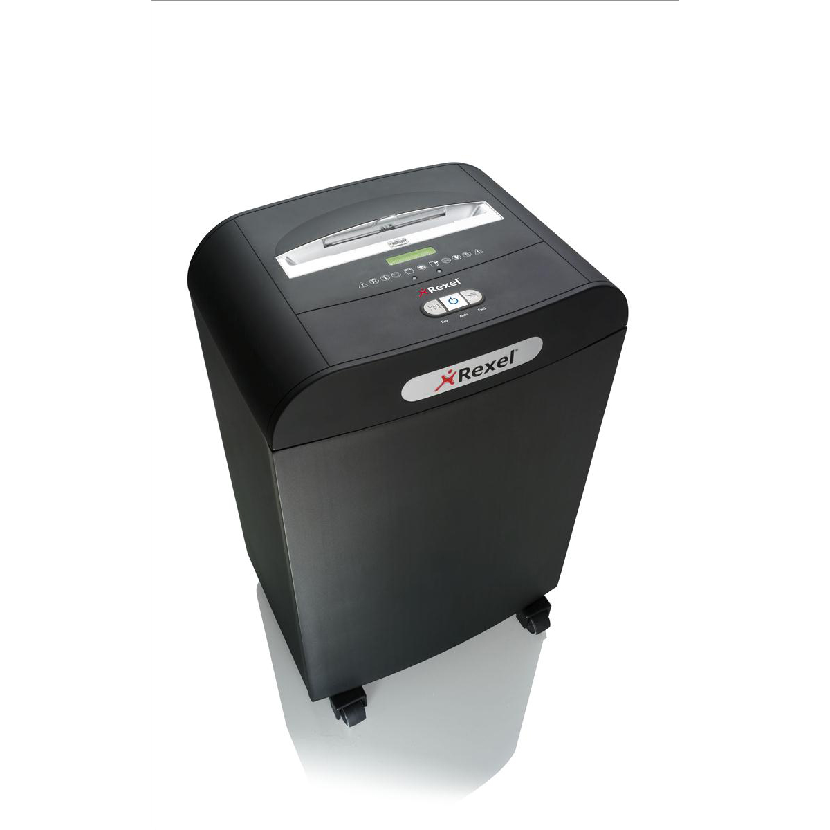 Rexel Mercury RDX1850 Departmental Shredder Cross-cut P-3 Ref 2102421