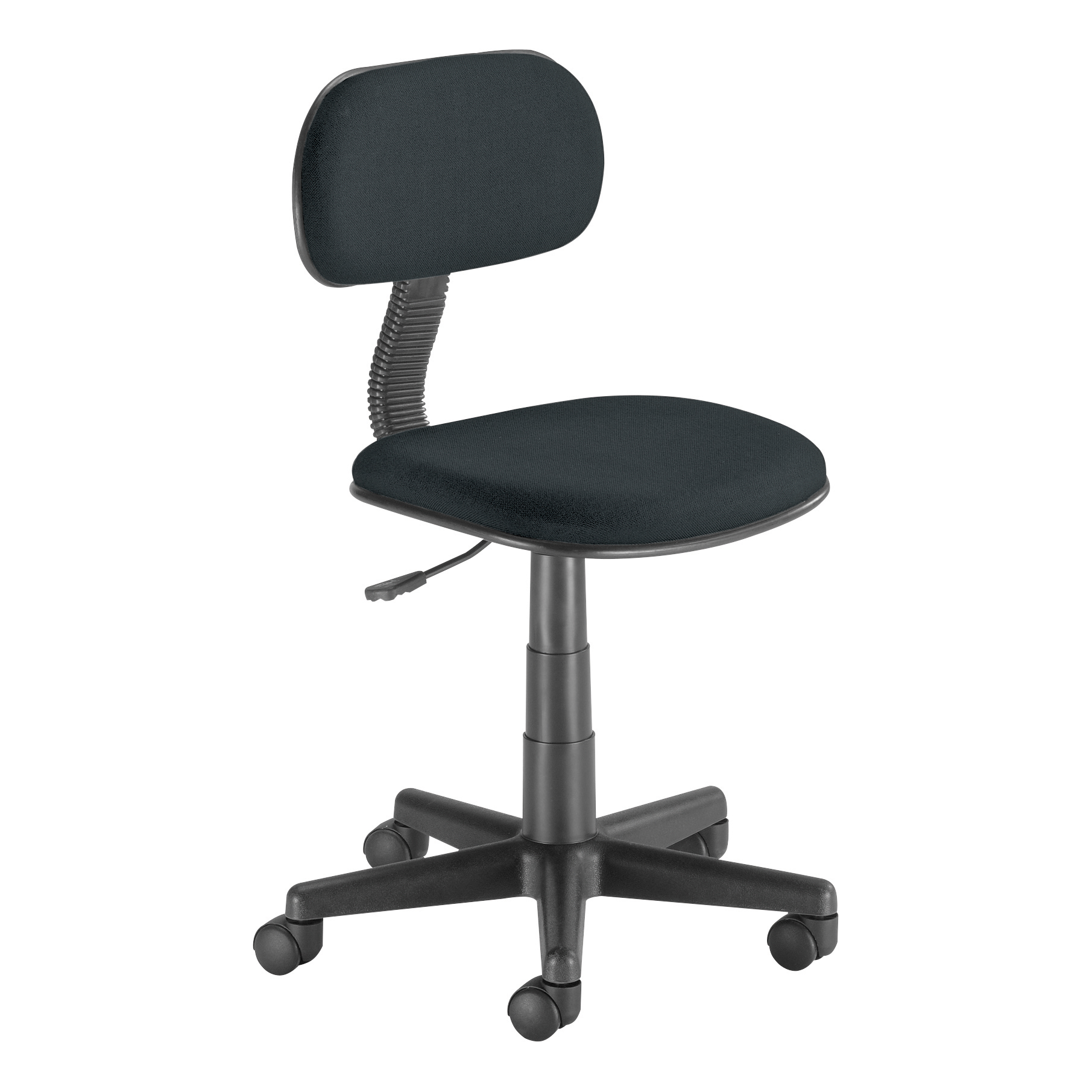 Trexus Intro Typist Chair Charcoal 410x450x405-520mm Ref 10001-03Charcoal