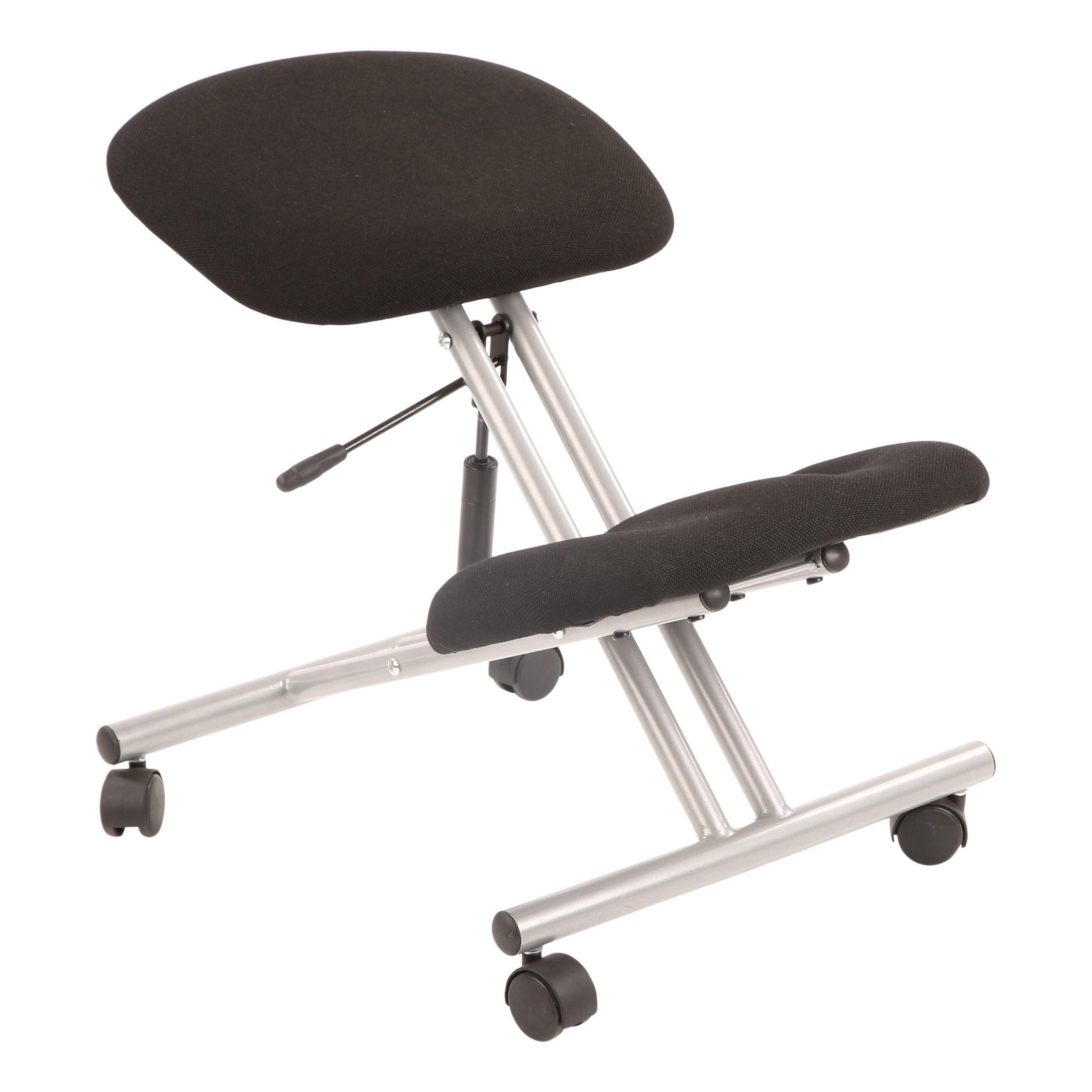 Trexus Kneeling Chair Black 430x330x480-620mm Ref OP000072