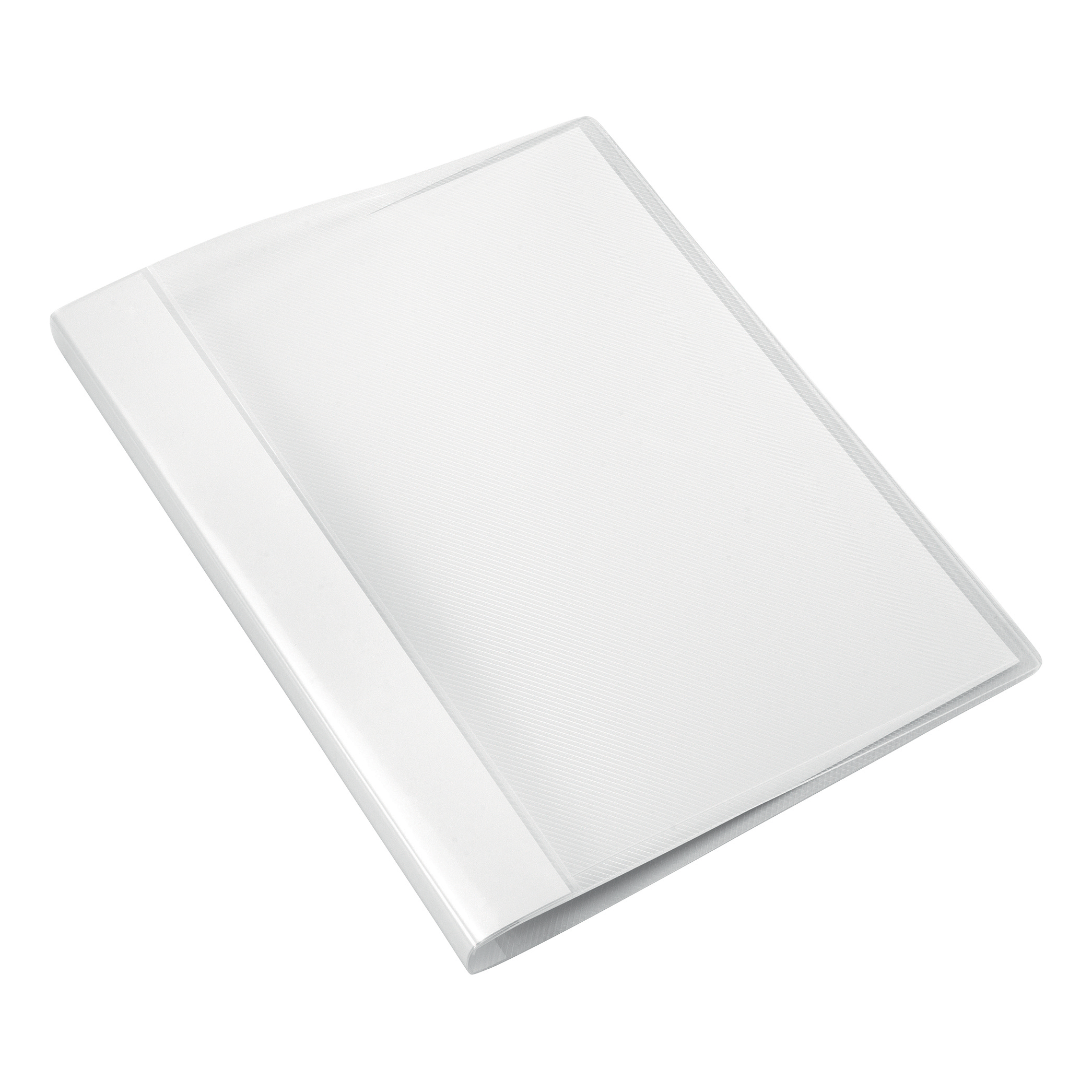 Part Files 5 Star Office Clamp Binder Polypropylene Clear [Pack 10]