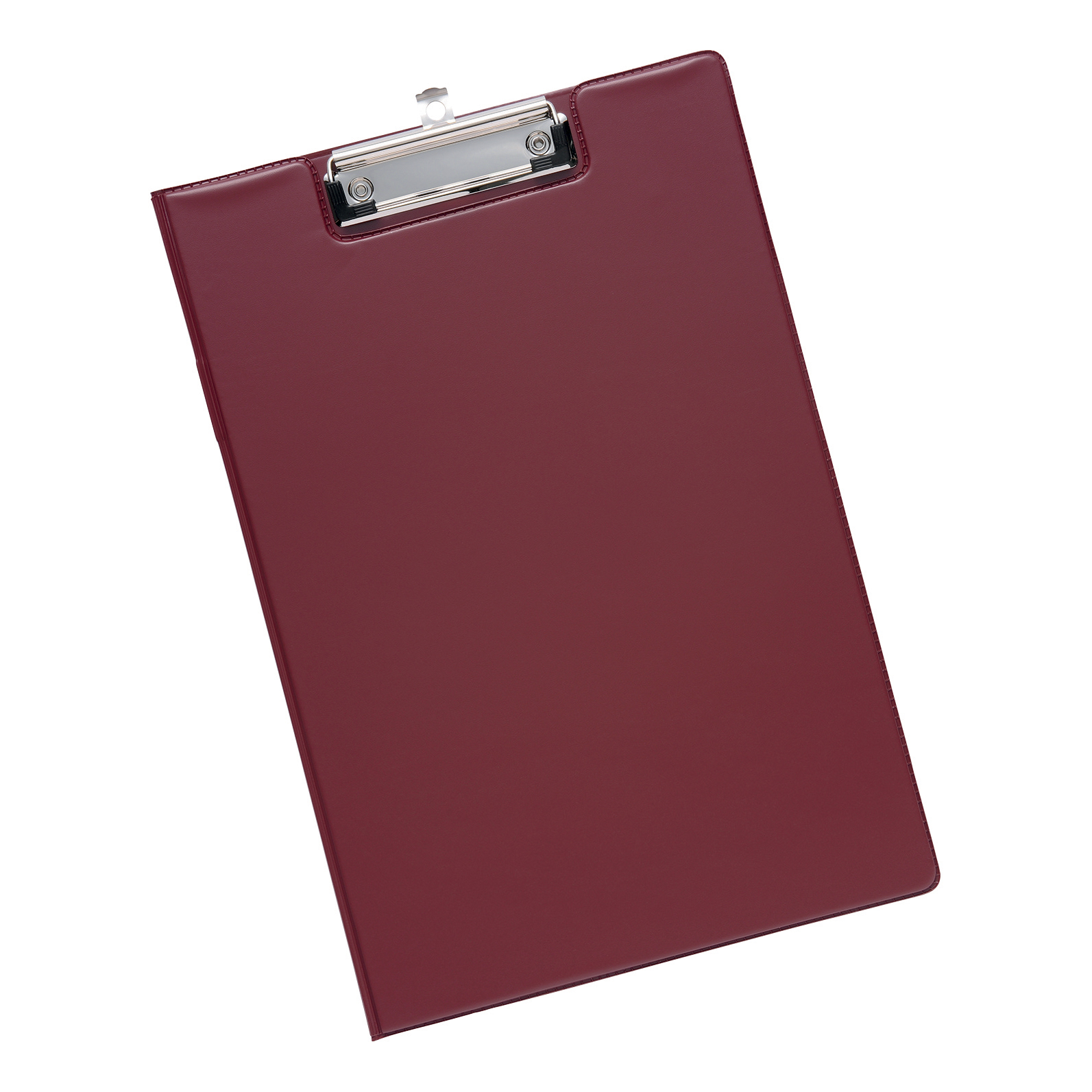 Clipboards 5 Star Office Fold-over Clipboard with Front Pocket Foolscap Red