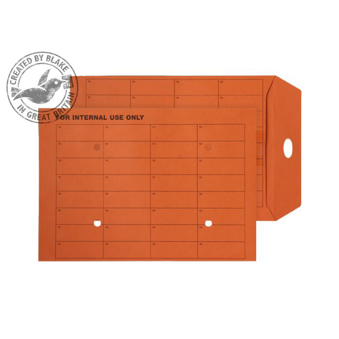 Internal Mail Purely Everyday Int Mail Pckt Reseal Orange Manilla 120gsm C4 Ref 18941RES Pk250 *10 Day Leadtime*