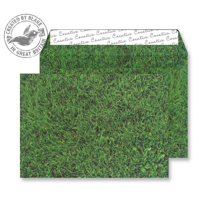 Creative Senses Wallet P&S Fresh Mown Grass 135gsm C5 162x229mm Ref NT358 Pk 125 10 Day Leadtime