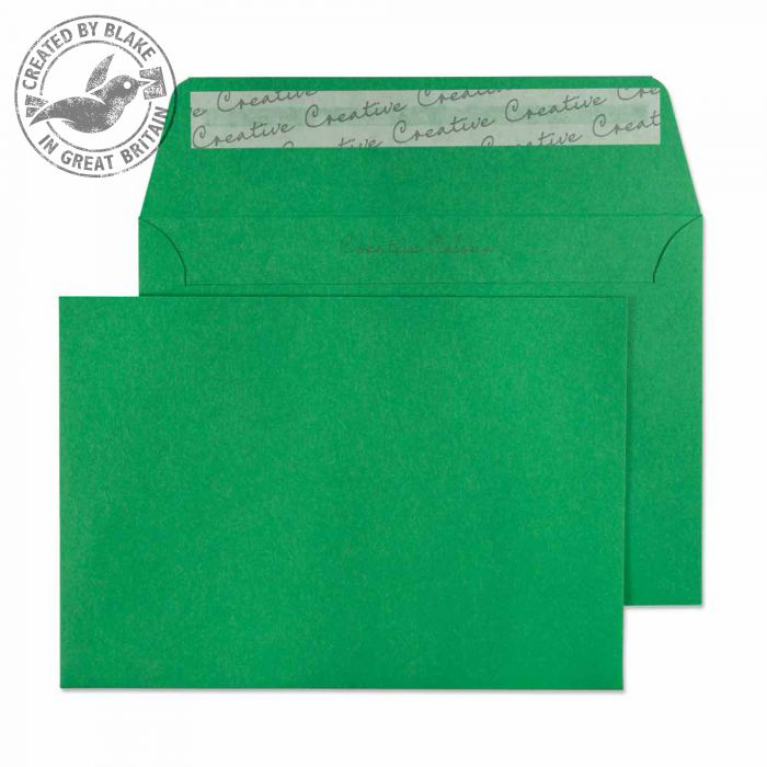 Creative Colour Avocado Green P&S Wallet C6 114x162mm Ref 108 [Pack 500] 10 Day Leadtime