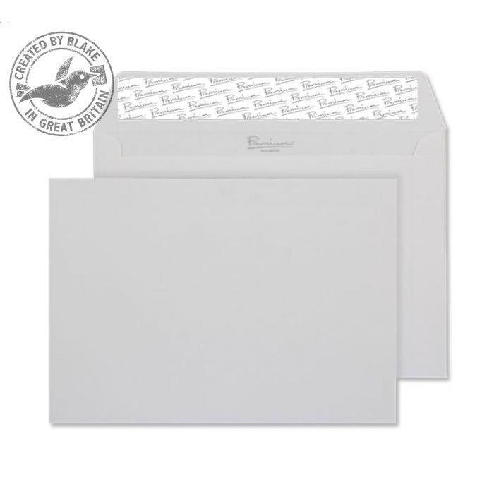 Blake Premium Business Wallet P&S Diamond White Laid C6 120gsm Ref 91880 Pk500 10 Day Leadtime