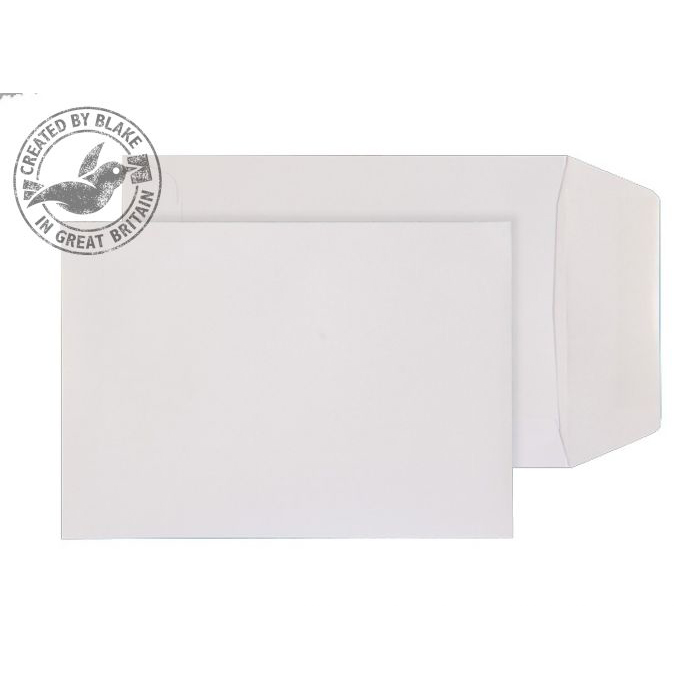 Purely Everyday White Gummed Pocket C6 162x114mm Ref 16920 [Pack 1000] *10 Day Leadtime*