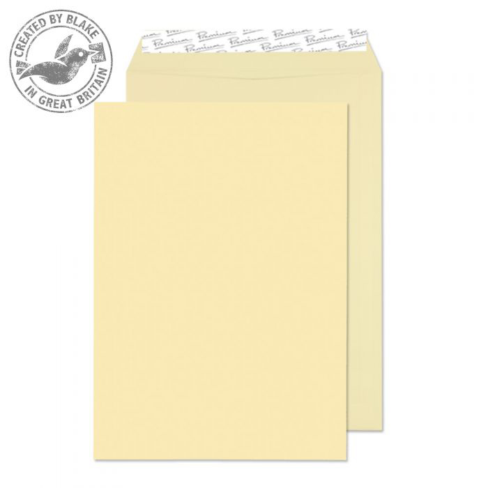 Blake Premium Business Pocket P&S Vellum Wove C4 324x229 120gsm Ref 51891 Pk 250 10 Day Leadtime