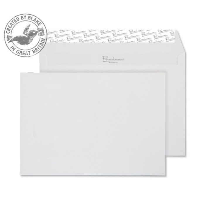 Blake Premium Business Wallet P&S High White Wove C5 120gsm Ref 35707 Pk500 10 Day Leadtime