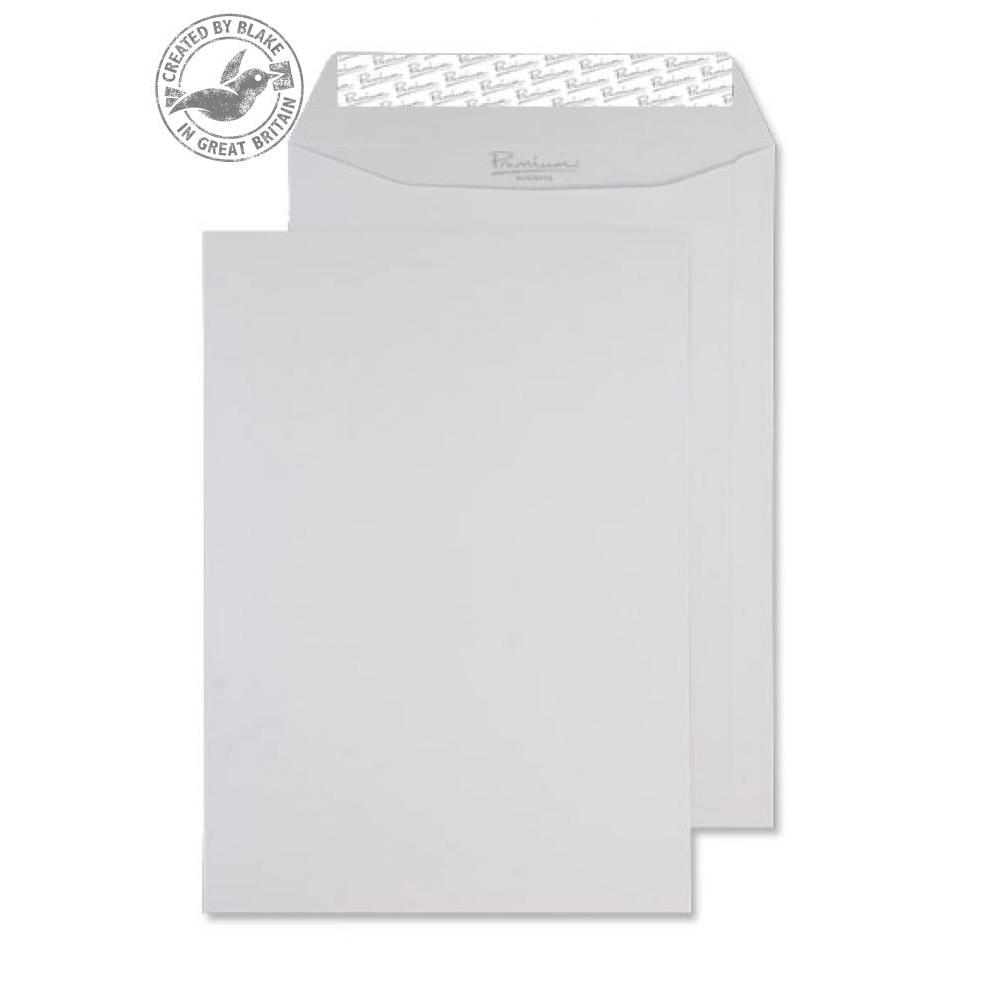 Blake Premium Business Pocket P&S Diamond White Laid C4 120gsm Ref 91891 Pk250 10 Day Leadtime